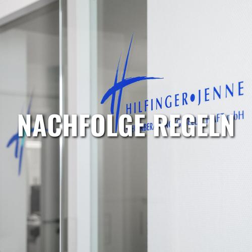 Hilfinger-Jenne Steuerberater für den Mittelstand